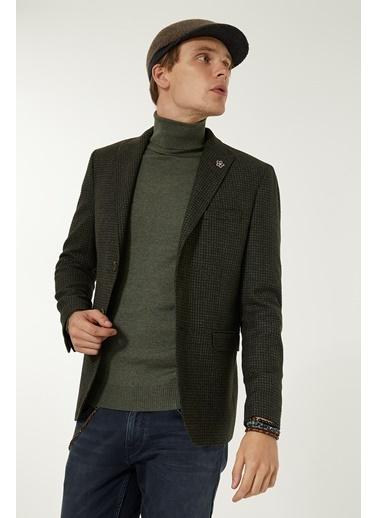 Avva Ceket Yeşil